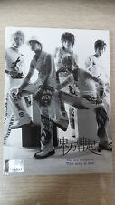RARE! 2004 TVXQ DBSK The 2nd Story Book The way U are Photobook JYJ Tohoshinki