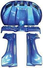 FullBore Plastics - RHINO 4KIT BLU - 4-Piece Body Kit, Blue