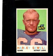 4348* 1959 Topps # 73 Harley Sewell Ex-Mt