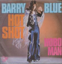 "Barry Blue Hot Shot / Hobo Man 70`s Grammophon BELL 7"" Single"