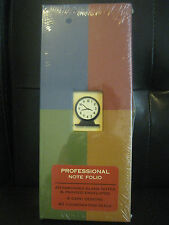 PROFESSIONAL NOTE FOLIO SET, 40 CARDS AND ENVELOPES, BRAND NEW