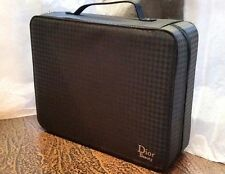 "NEW ~ CHRISTIAN DIOR BACKSTAGE MAKEUP CASE ORGANIZER 11.5"" x 9"" x 3.5"""