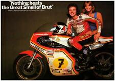 BARRY SHEENE BRUT 33 ADVERTISEMENT EXCLUSIVE A4 PRINT