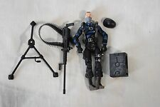 "2008 Hasbro GI Joe 3 3/4"" 1/18 scale Cobra Night Watch Trooper v1D w/ Acc SJ-781"