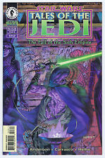 STAR WARS TALES OF THE JEDI FALL OF SITH EMPIRE MINI-SERIES ISSUES #3, 4, 5 - NM