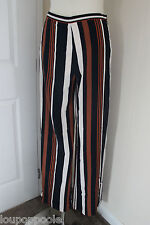 size 12 chiffon trousers from top shop
