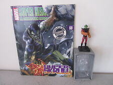 SUPER SKRULL SUPER HEROES MARVEL LA COLLECTION OFFICIELLE N°60 FIGURINE EN PLOMB