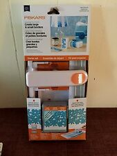 Fiskars AdvantEdge Punch System ~ Create Beautiful Borders ~ Floral Starter Set