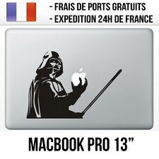 "Sticker Macbook Pro 13"" - Dark Vador Pomme"