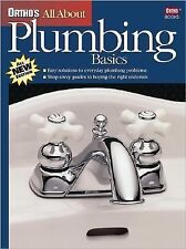 Ortho's All About Plumbing Basics (All About), Ortho, Good Book
