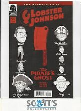 LOBSTER JOHNSON PIRATES GHOST #2  NEW (BOARD & BAGGED) FREEPOST