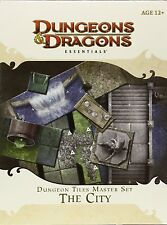 2010 Dungeon & Dragons D&D Dungeon Tiles Master Set: The City