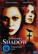 DVD NEU/OVP - Jennifer's Shadow - Tödlicher Fluch - Faye Dunaway & Gina Philips