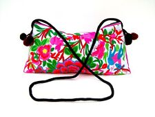 Small Embroidered Hmong Summer Tote Bag Messenger Bag Thailand WHOLESALE AVAIL.
