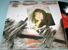 GALI ATARI (Eurovision) MID-SEPTEMBER Rare Israel Hebrew folk rock 1986 LP EX