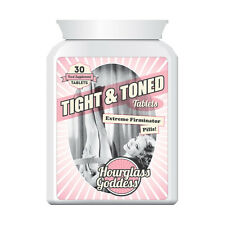 HOURGLASS GODDESS TIGHT AND TONED TABLETS EXTREME FIRMING BIKINI BODY FAST