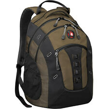 Swiss Gear SwissGear Granite Deluxe Laptop Backpack (Olive/Black)