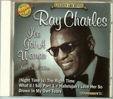 Ray Charles - Ive Got A Woman (1998)  CD - NEW