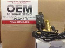 EAD50 Compressor Auto Drain PSI230, Replacement, SDV 115V50AN