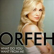 What Do You Want from Me by Orfeh (CD, Sep-2008, Sh-K-Boom)