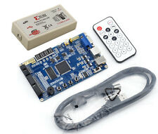 FPGA USB Development Board Xilinx Spartan-6 XC6SLX9 + Programmer Download Cable