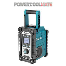 Makita DMR102 Blue FM/AM jobsite radio (replaces BMR102)