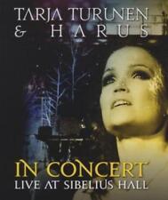 Turunen, Tarja - In Concert - Live at Sibelius Hall  (+ CD) [Blu-ray]