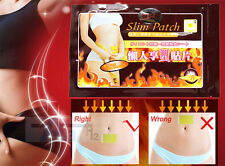 100PCS New Extra Strong Slim Patches Diet Slimming Fast Loss Weight Patch Detox