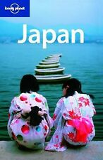Lonely Planet Japan (Country Travel Guide)-ExLibrary