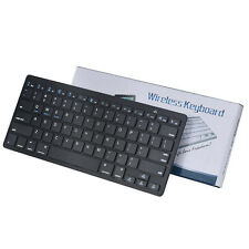 Quality Bluethoot Keyboard For i.Onik Windows 10 Global TAB W1051 Tablet - Black