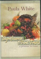 PAULA WHITE Significance Of First Fruits 2-DVD set A Promise To Come sermon