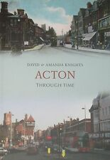 LONDON LOCAL HISTORY Acton Streets Houses Photographs NEW West Through Time