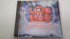 "CD ""LOS MAS DE LA TELENOVELA"" 2CD 30 TRACKS THALIA RUBI BANDA SONORA"