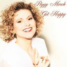 FREE US SH (int'l sh=$0-$3) ~LikeNew CD Peggy March: Get Happy