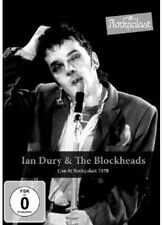 Ian Dury & the Blockheads: Live at Rockpalast 1978 (2012, REGION 0 DVD New)
