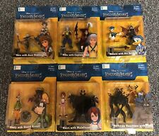 Kingdom Hearts Series 1 Full Set Of 6 Sora,Riku,Donald,Goofy,Kairi,Darkside NEW