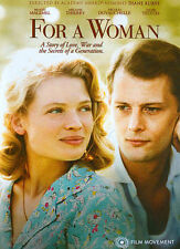 For a Woman (DVD, 2014)