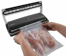 Food saver Vacuum Sealer Machine Food Fresh Seal Storage Sealing FSSMSL0160-000