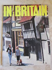 Vintage Collectable Magazine Coming Events In Britain September - 1964