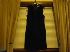 LADIES BLACK SHIFT DRESS FROM FOREVER 21 - SIZE LARGE