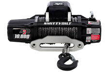 Smittybilt X20 COMP Series 10K Wireless Waterproof Winch with Synthetic Rope