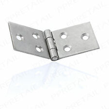 20 x Backflap Hinges 1¼ Inch/32mm Set +HEAVY DUTY STEEL+ Back Flap Gate/Door Box