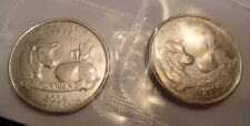 2004 P & D Wisconsin Quarter Coin Set (2 Coins) *MINT CELLO*  **FREE SHIPPING**