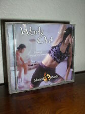 Work Out: Music of Energy and Power (CD, Jul-1998, Masterpiece)
