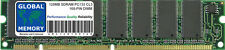 128MB PC133 133MHz 168-PIN SDRAM MEMORIA DIMM RAM FOR DESKTOP/PCs/SCHEDE MADRI