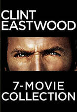 CLINT EASTWOOD: THE UNIVERSAL PICTURES 7-MOVIE COLLECTION (NEW DVD)