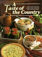 A Taste of the Country  Hardcover