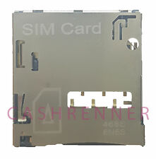 SIM Konnektor Karten Halter Card Reader Connector Slot Samsung Galaxy Tab 4 7.0