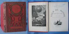 Le Tour du Monde en 80 Jours / Jules Verne / Édition Hachette
