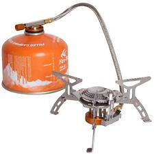Fire Maple Camping Gas Stove Outdoor Cooking Foldable Split Burner 2600W Q6L5